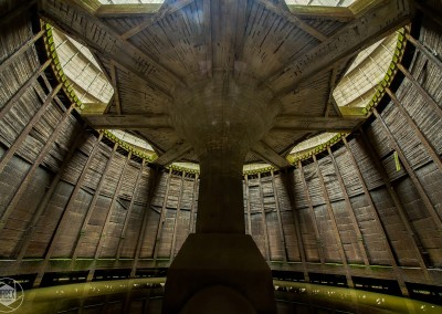 Abandoned Cooling Tower